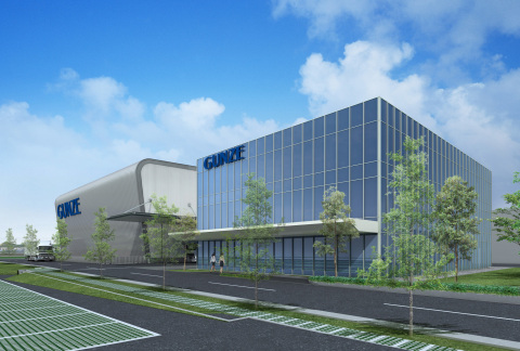 Image of Moriyama Factory ZEB Office in Japan (Graphic: Business Wire)