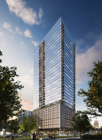 Rendering of Block 150 (Photo: Business Wire)