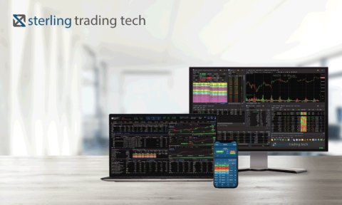 Sterling Trading Tech is a leading provider of professional trading technology solutions for the global equities, options, and futures markets. (Photo: Business Wire)