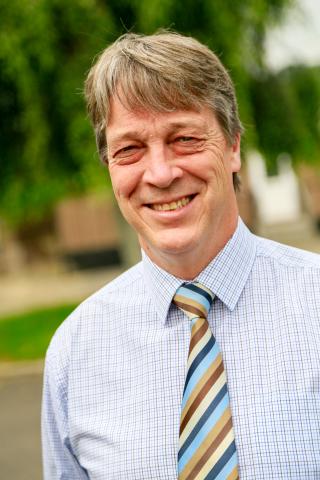 Leighton Jones, Director of Sales, Flotronic Pumps (Photo: Business Wire)