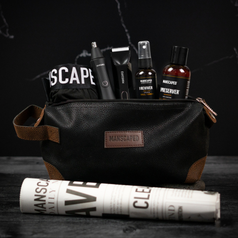 Essential grooming bundles, like the Performance Package 4.0 (pictured), offer men in the United Arab Emirates and Kingdom of Saudi Arabia everything they need for an elevated grooming experience. (Photo: Business Wire)