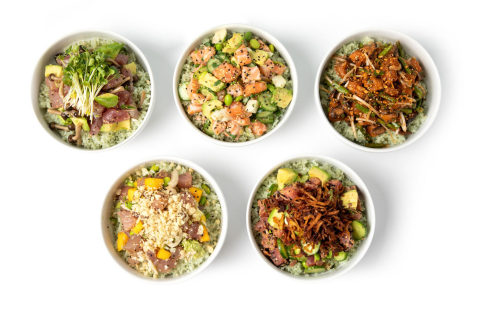 Sweetfin Poke is excited to open its thirteenth store location and first in Orange County (Photo: Business Wire)