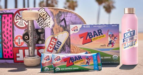 CLIF Kid Sponsorship Pack (Photo: Clif Bar & Company)