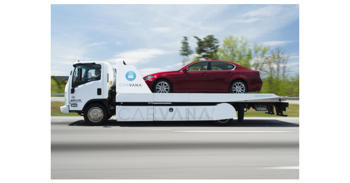 Carvana Grows Reach in Nevada With Reno Launch Wire