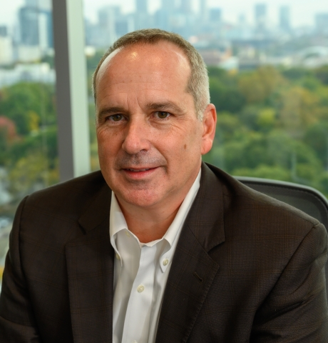 George Seymour, new Chief Revenue Officer (CRO) at Aderant (Photo: Business Wire)