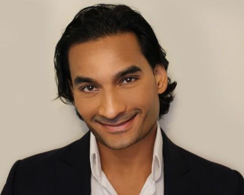 Solman Rahman, Executive Vice President, Europe, Quantori (Photo: Business Wire)