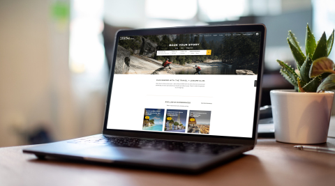 The new, members-only subscription travel club, Travel + Leisure Club, brings the trusted content from the storied Travel + Leisure brand to life, allowing travelers to dream, plan, book and go – all in one place. (Photo: Business Wire)