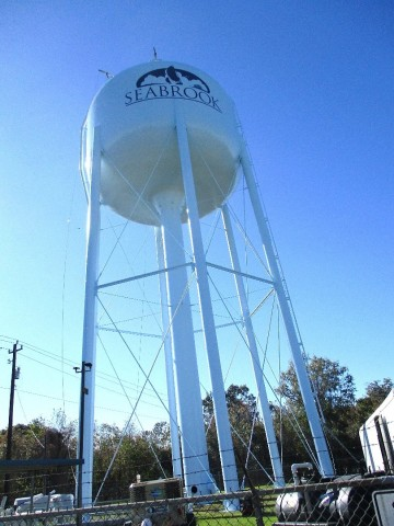 The City of Seabrook's partnership with leading cleantech integrator, Ameresco, will result in an upgrade of the city's aging water meter infrastructure and save the city more than $50,000 annually. (Photo: Business Wire)