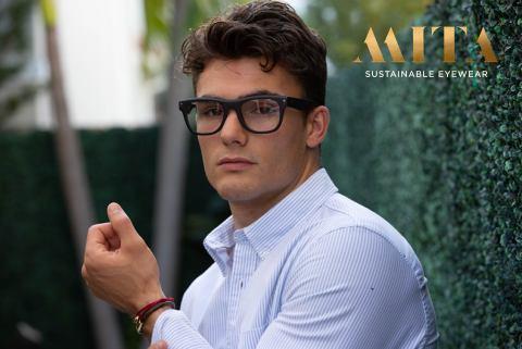 MITA Eyewear partners with U.S.Vision (Photo: Business Wire)