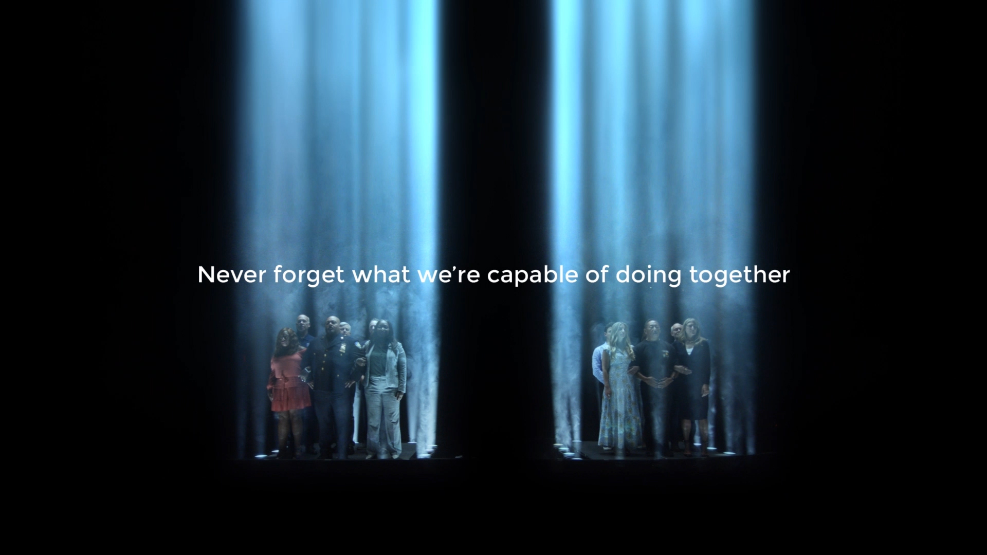 9/11 Day 2021 PSA campaign State of Unitedness, featuring 23 members of the 9/11 community, calls upon all Americans to join together in unity and engage in acts of kindness and service in observance of the 20-year remembrance of 9/11. Visit 911day.org.