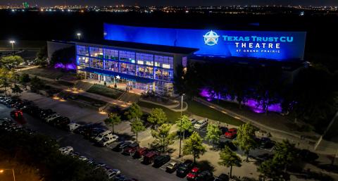 The Texas Trust CU Theatre at Grand Prairie (Photo: Business Wire)