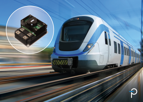 SCALE-iFlex Single gate-drivers are ideal for light-rail, renewable energy generation and other high-reliability applications that demand compact, rugged driver solutions (Photo: Business Wire)