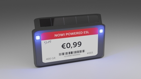 Perpetually Powered ESL by Nowi (Graphic: Business Wire)