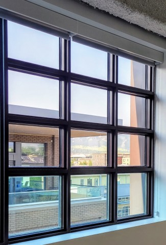 View looking out through the UE Power windows. (Photo: Business Wire)