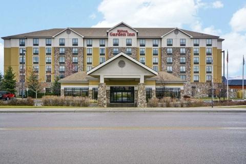 The Hilton Garden Inn Missoula (Photo: Business Wire)