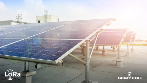 Solar rooftops installed on temples and industrial parks saw a 30% reduction in energy costs compared to a traditional wired solution (Photo: Business Wire)