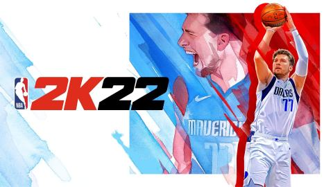 NBA 2K22 will be available on Sept. 10. (Graphic: Business Wire)