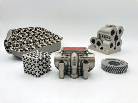 Aidro, based in Italy, is a pioneer in the volume production of next-generation hydraulic and fluid power systems through metal additive manufacturing (AM) across a wide range of industries, including oil and gas, industrials, agriculture, aerospace, and mobile and industrial machinery. (Photo: Business Wire)