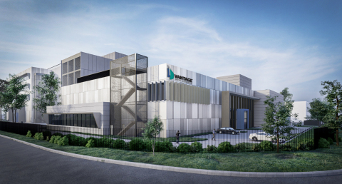 Vantage Data Centers' future Melbourne campus will include 48MW of critical IT load across three facilities. (Photo: Business Wire)