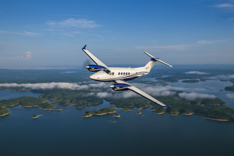 The Beechcraft King Air 260 (Photo: Business Wire)