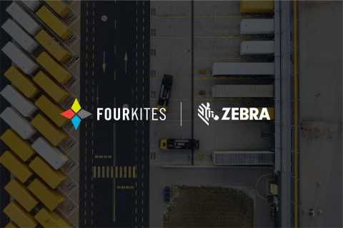 FourKites and Zebra Technologies Expand Relationship, Bringing End-to-End Visibility to North American and European Customers (Photo: Business Wire)
