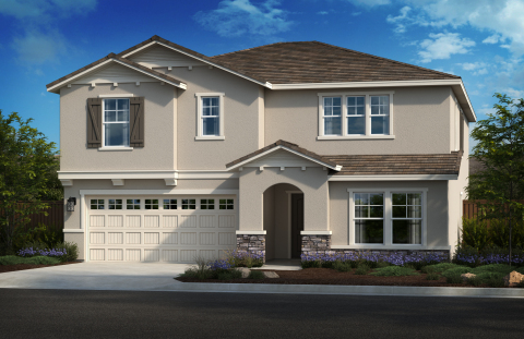 KB Home announces the grand opening of Persano at Shadow Mountain, a new-home community in Menifee, California. (Photo: Business Wire)