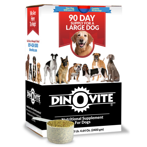Manna Pro® Products has agreed to acquire Dinovite, Inc., a 20-year-old family-owned and operated online pet brand that offers premium whole food supplements and wellness products for dogs and cats. (Photo: Business Wire)