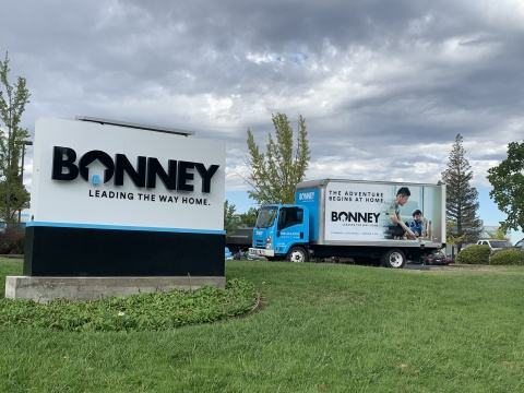 Bonney's main offices in Rancho Cordova (Photo: Business Wire)
