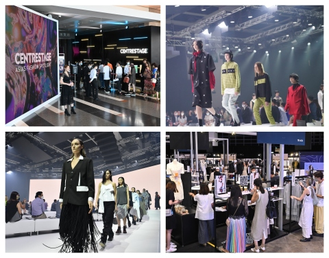 Asiens Modemesse CENTRESTAGE (Foto: Business Wire)