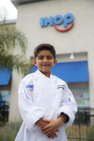 Kid Chef Winner, Rayaan (Photo: Business Wire)