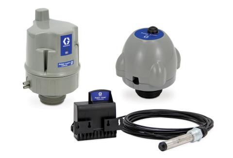 Graco Pulse Level Tank Monitors (Photo: Graco Inc.)