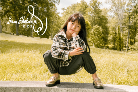 Sam Edelman Debuts Kids FW21 Collection (Photo: Business Wire)