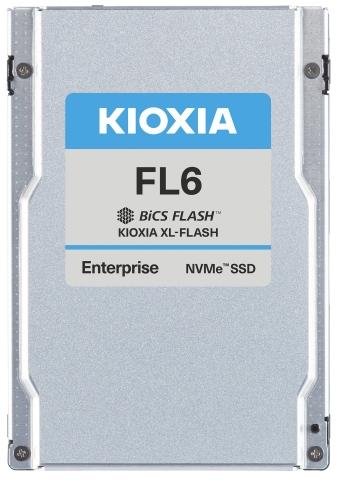 PCIe(R) 4.0-compliant Storage Class Memory (SCM) SSD: KIOXIA FL6 Series (Photo: Business Wire)