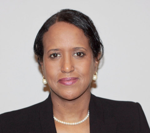 AFC Capital Partners CEO, Ayaan Zeinab Adam (Photo: Business Wire)