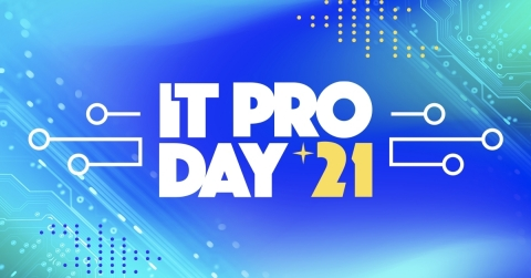 The IT Pro Day 2021 survey: Bring IT On polled technology professionals who participate in the SolarWinds THWACK user community to reveal lessons learned over the past year and the skills needed to capitalize on future career opportunities. (Graphic: Business Wire)