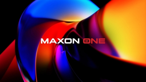 Maxon today announced updates to nearly every application within the company's Maxon One product offering. (Graphic: Business Wire)