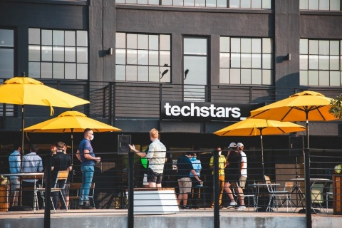 A Techstars Accelerator Office (Photo: Business Wire)
