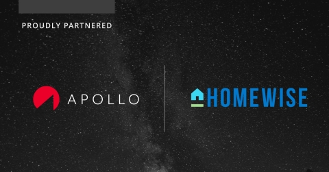APOLLO Insurance partners with Homewise (Graphic: Business Wire)