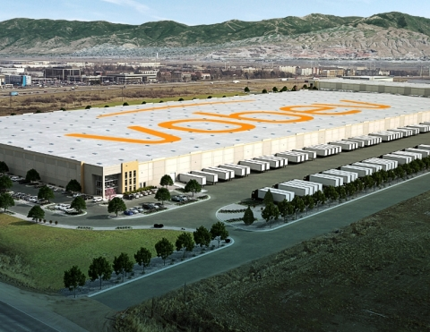 Located in Salt Lake City, UT, Vobev will open in Q4 2021 and streamline the entire beverage supply chain under one roof. (Photo: Business Wire)