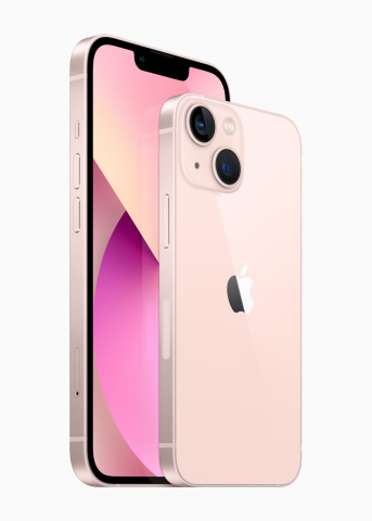 iPhone 13 and iPhone 13 mini introduce major innovations in technology, including the most advanced dual-camera system ever on iPhone, a powerhouse chip, and an impressive leap in battery life. (Photo: Business Wire)