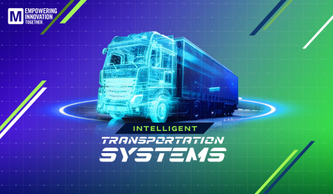 Mouser Electronics today releases the fifth installment of the 2021 Empowering Innovation Together program, which offers deeper insight into the trends surrounding intelligent transportation systems through a featured blog, infographic, video and The Tech Between Us podcast. (Graphic: Business Wire)