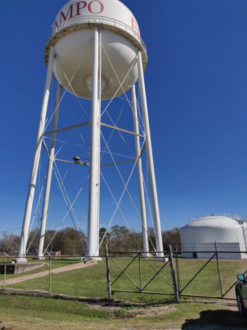 City of El Campo, Texas partnership with leading cleantech integrator, Ameresco, Inc. improves water and sewer metering infrastructure citywide. (Photo: Business Wire)