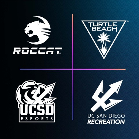 Turtle Beach is now a sponsor of UC San Diego Esports and also the official gaming accessory provider to UCSD's competitive esports teams. (Graphic: Business Wire)