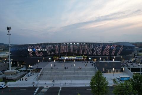 TQL Stadium, FC Cincinnati's new half a million-square-foot venue, relies on Aruba ESP to drive next-generation, mobility-driven fan experiences. (Photo: FC Cincinnati)