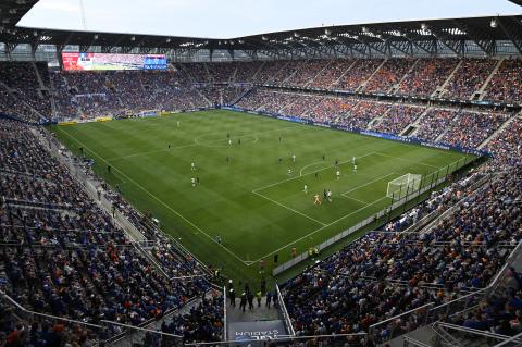 FC Cincinnati has deployed Aruba ESP at its new 26,000-seat TQL Stadium. (Photo: FC Cincinnati)