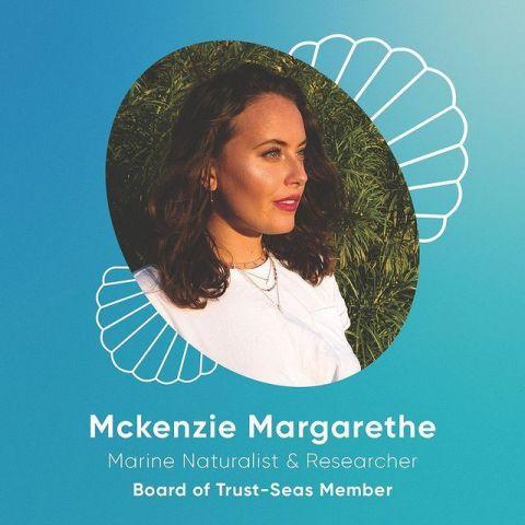 McKenzie Margarethe: Marine Naturalist and Researcher (Photo: Business Wire)
