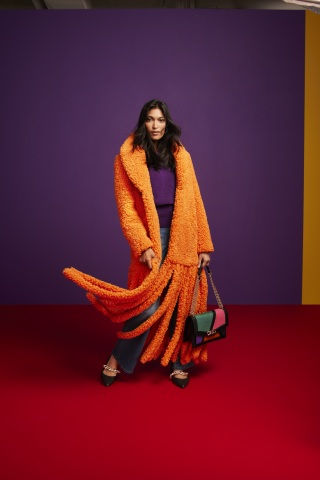 Discover your trademark style with Macy's Fall Fashion; I.N.C. International Concepts, $26.50 - $249.50 (Photo: Business Wire)