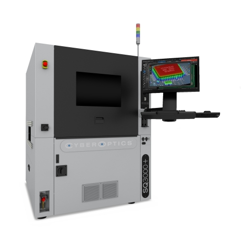 CyberOptics SQ3000+ Inspection and Metrology system. (Photo: Business Wire)