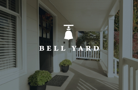 Courtesy of Aspen Heights Partners - Bell Yard brand concept
