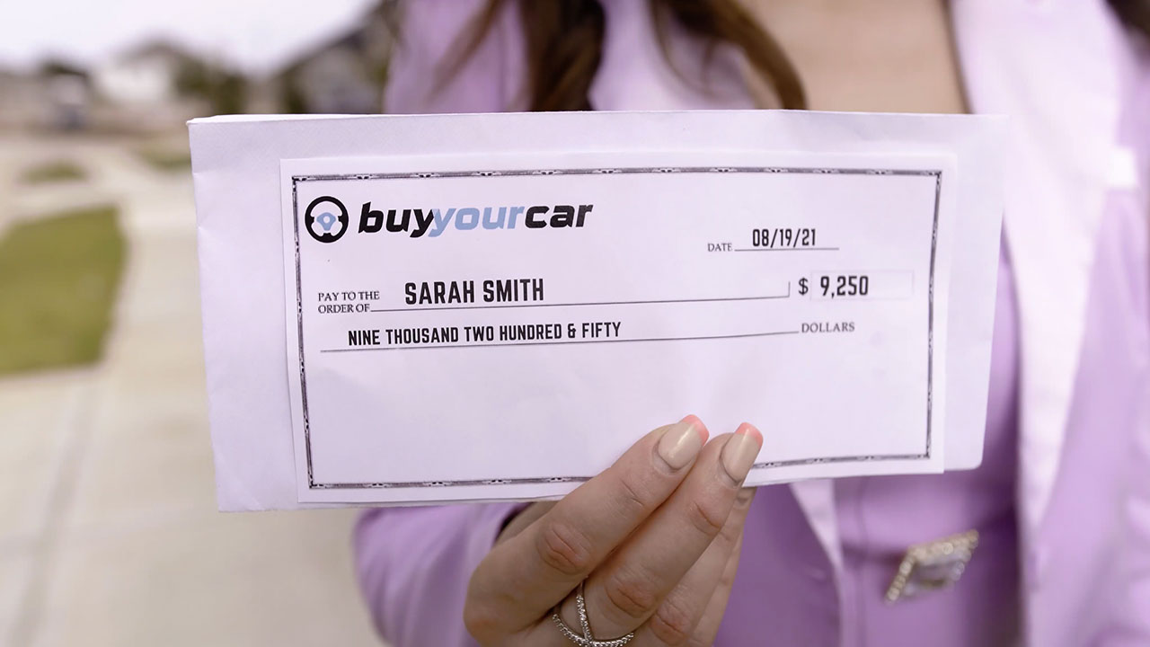 A new, seamless way for customers to sell cars has launched in North Houston, TX. Buy Your Car allows customers to get an offer in minutes.